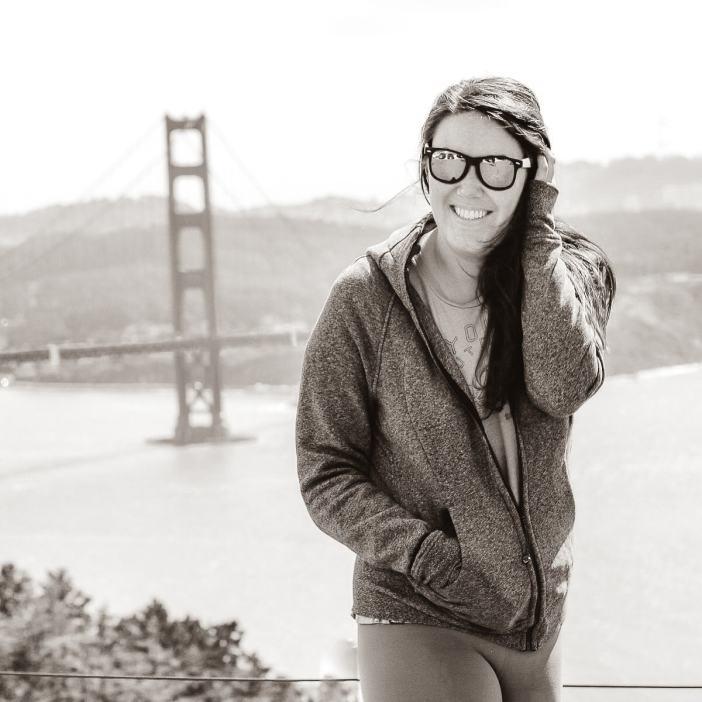 Golden Gate Bridge SF California
