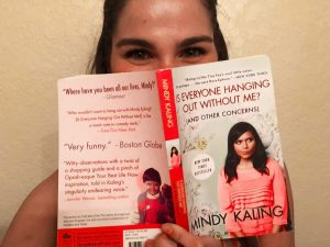 Read a book. I recommend Is Everyone Hanging Out Without Me by Mindy Kaling