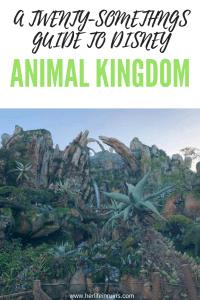 A Twenty-Somethings Guide to Walt Disney World: Animal Kingdom
