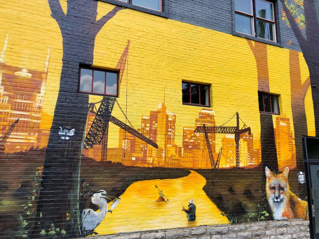 The R!v!ve Mural | The Instagrammers Guide to Nashville Murals