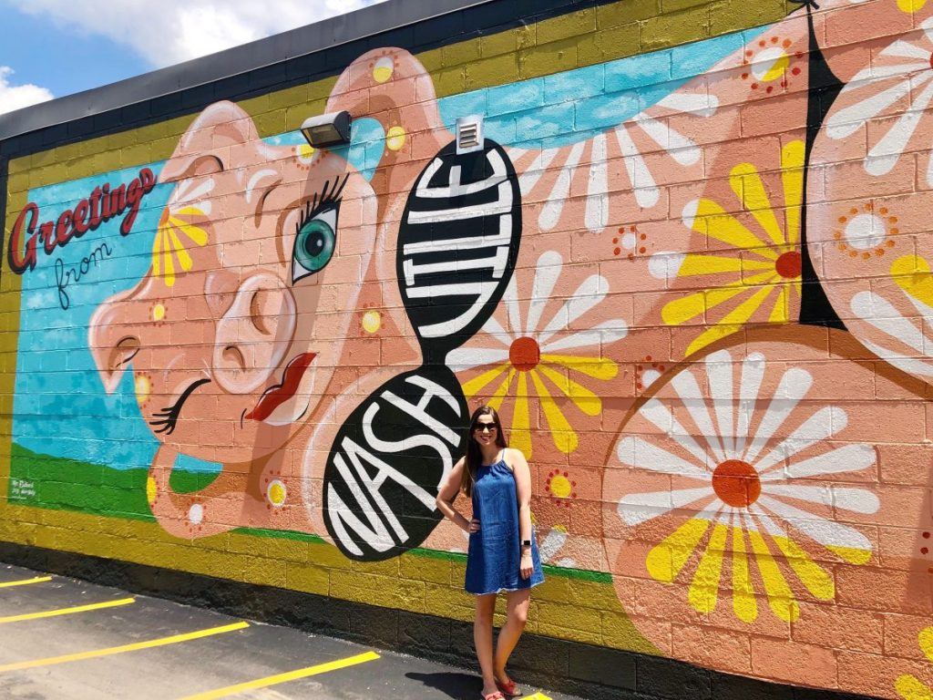 The Ham Baby Mural   The Instagrammers Guide to Nashville Murals