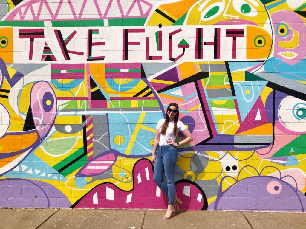 The Bongang Off the Wall Mural   The Instagrammers Guide to Nashville Murals