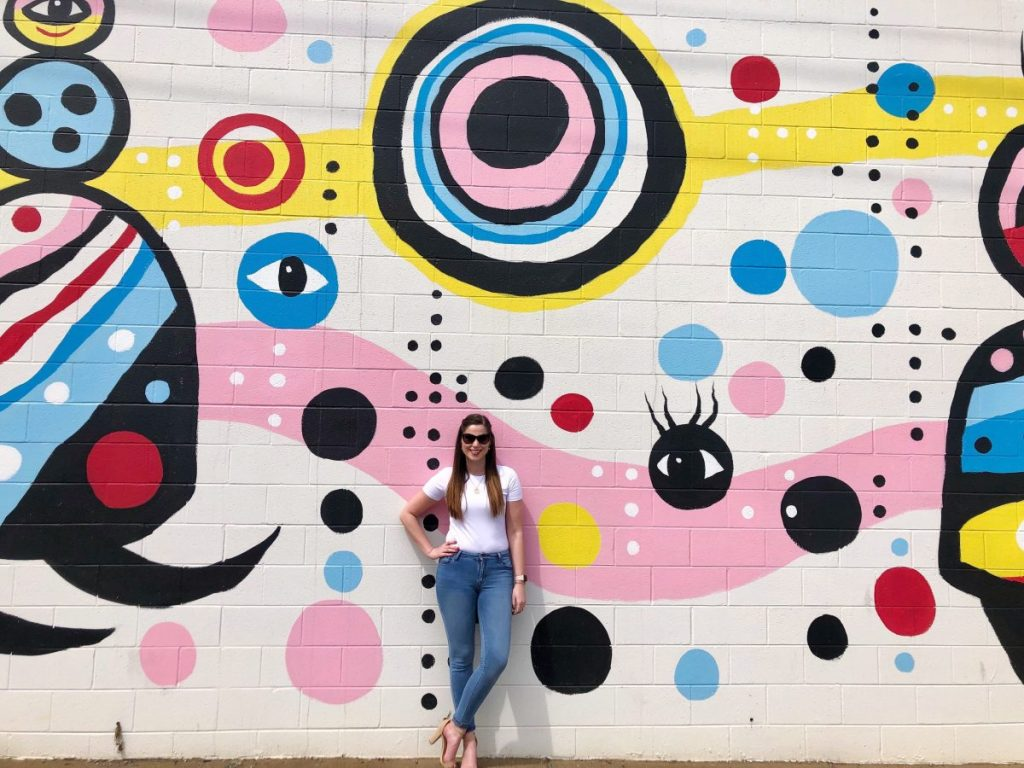 The Black Cat Tips Off the Wall Mural   The Instagrammers Guide to Nashville Murals