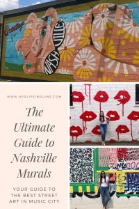 The Instagrammers Guide to Nashville Murals | Her Life in Ruins
