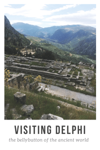 Delphi: The Bellybutton of the Ancient World | www.herlifeinruins.com