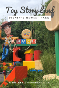 Toy Story Land: A Playground in the Parks | www.herlifeinruins.com