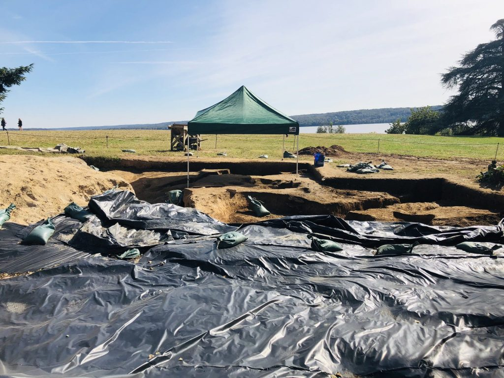 Her Life in Ruins | Active Excavations at Mount Vernon
