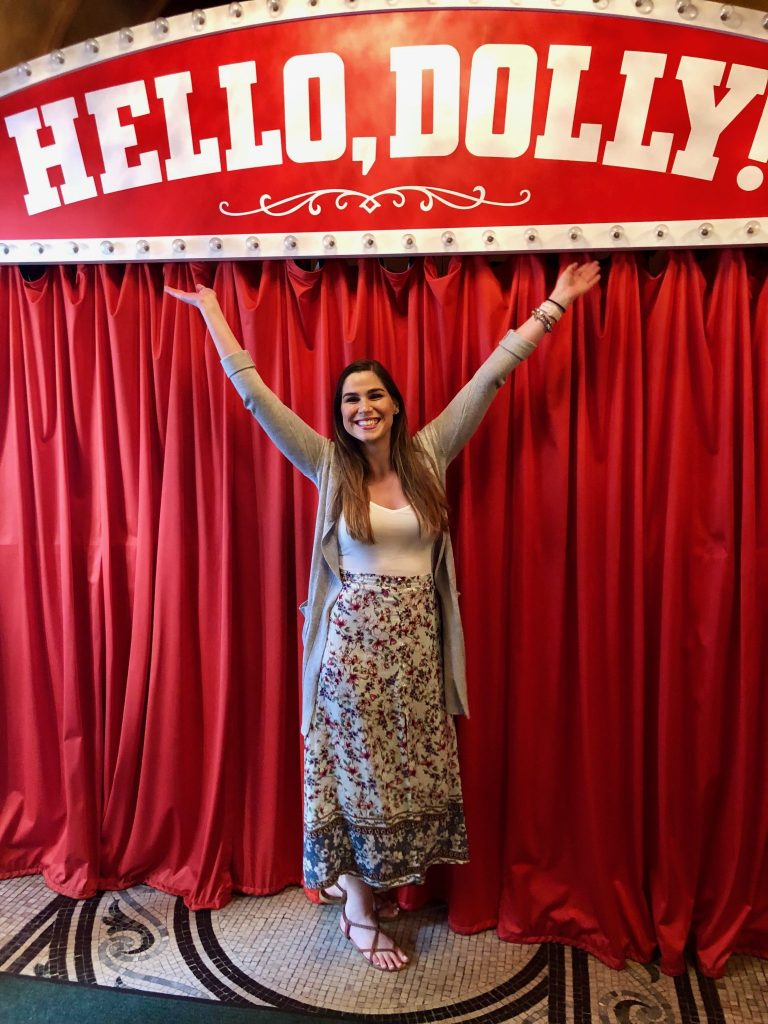 Hello, Dolly! in NYC | 2018: Year in Review