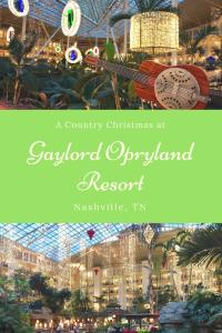 A Country Christmas at Gaylord Opryland Resort
