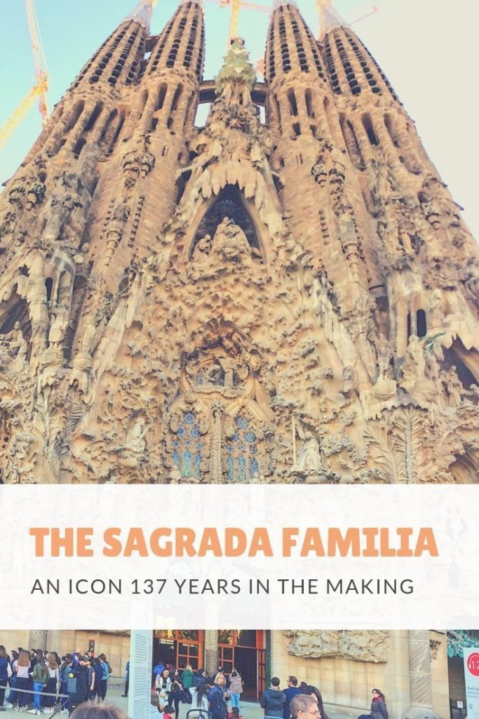 The Sagrada Familia: An Icon 137 Years in the Making | Her Life in Ruins