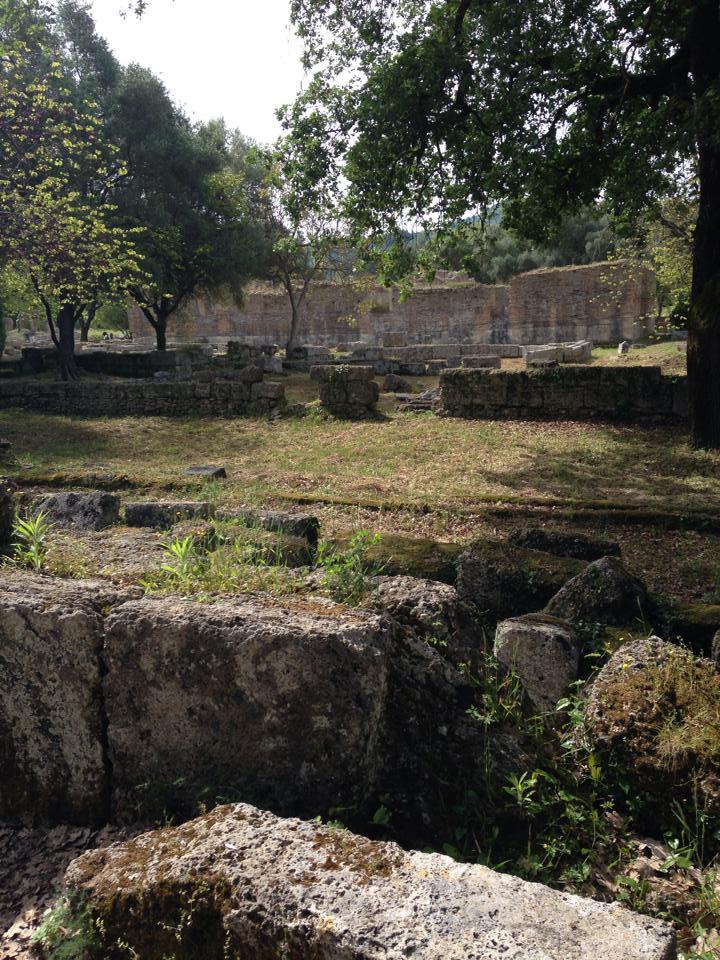 Pheidias' Workshop at Olympia