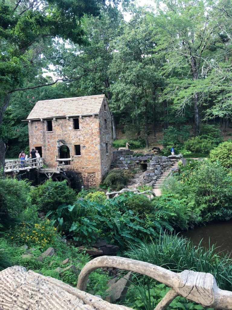 The Old Mill at T.R. Pugh Memorial Park | Road Tripping the Sights of Central Arkansas