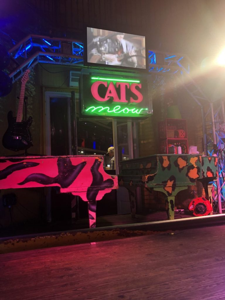 The World Famous Cats Meow Bar | Living a New Orleans Dream