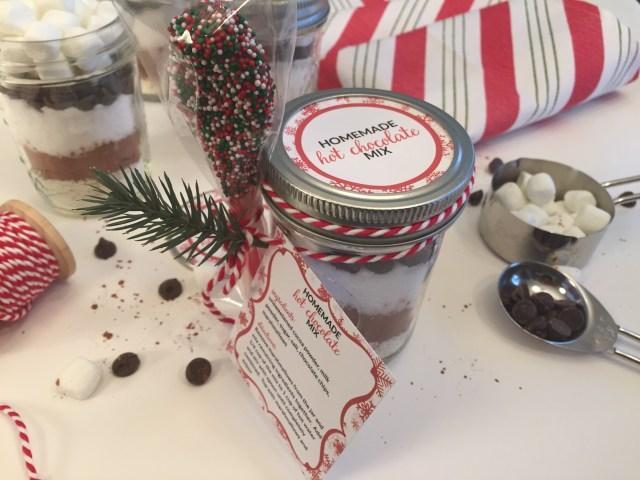 Homemade Hot Chocolate Mix-slider image