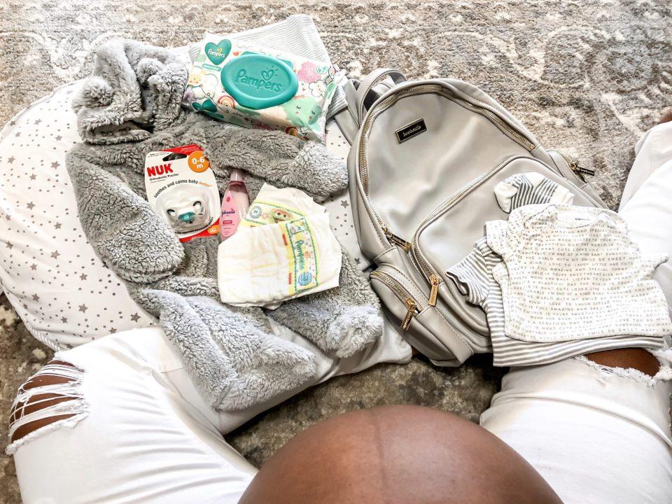 Newborn Essentials for your Diaper Bag