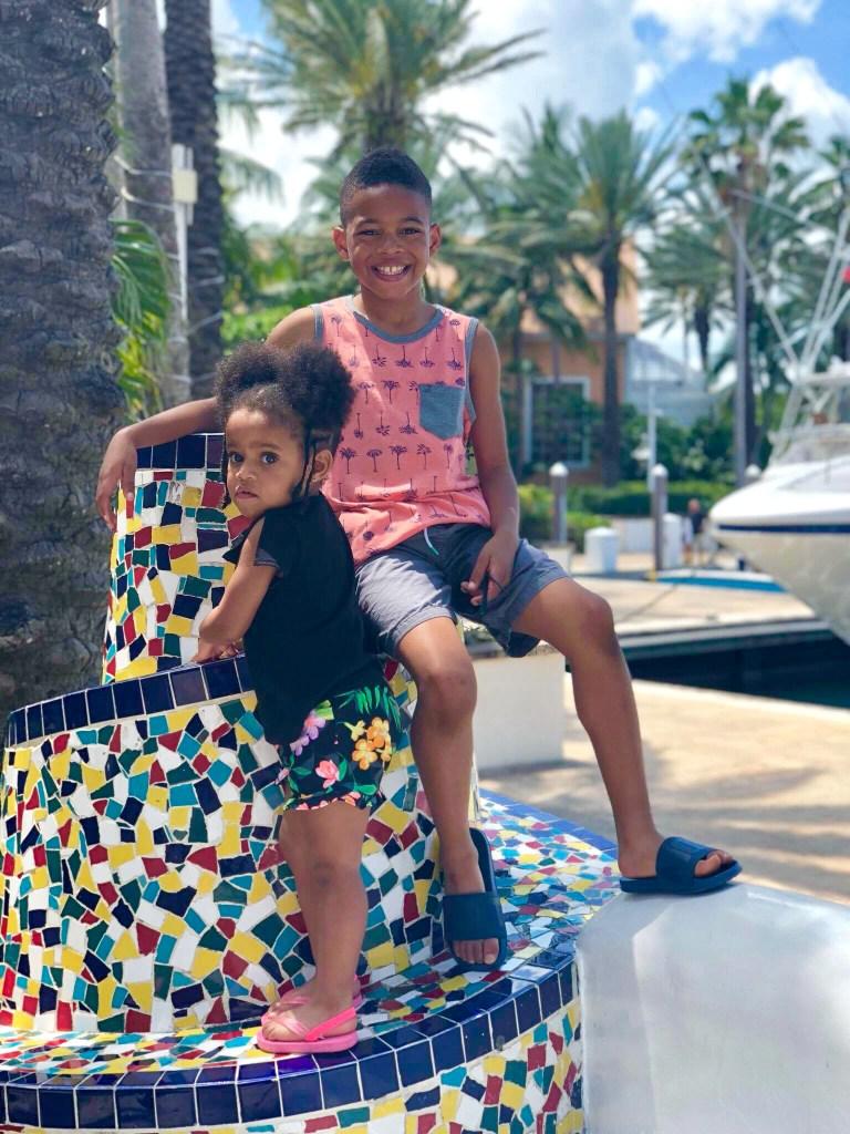 Family Trip to the Bahamas