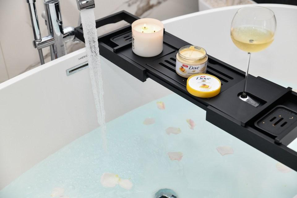 Spa Bath at Home