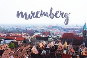 Bavaria Trip   Nuremberg