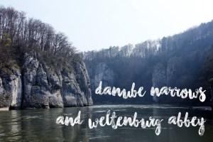 Bavaria Trip   Danube Narrows and Weltenburg Abbey