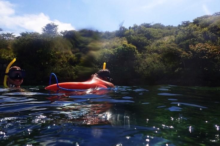 Snorkeling in Menjangan Island Bali 15