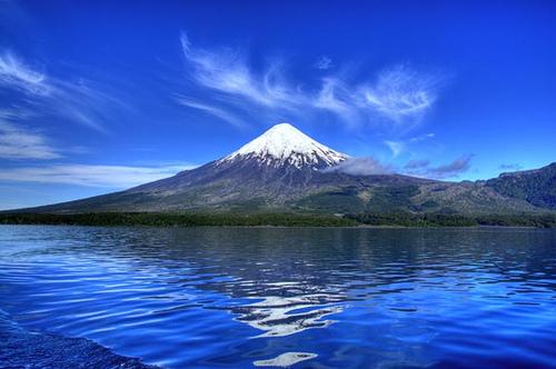 Osorno Chile Volcano