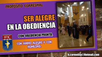 HFIC hermanas franciscanas de la inmaculada concepción cuaresma 11