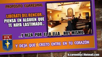 HFIC hermanas franciscanas de la inmaculada concepción cuaresma 9