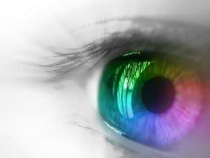 cromoterapia colores sanacion ojos