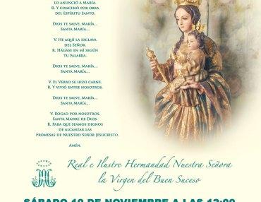 Angelus Noviembre