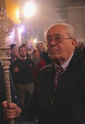DIRECTOR ESPIRITUAL | D. Manuel Luque Pérez