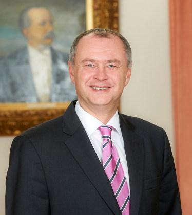 Hans Stefan Hintner, Bürgermeister und LAbg. NÖ
