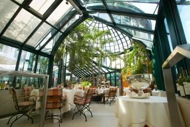 Gartenpavillon; Palais Coburg, Wien