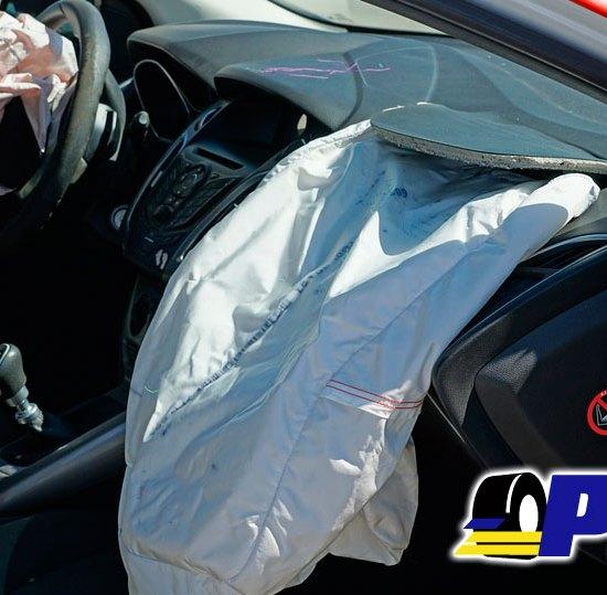 Airbag como medida de seguridad vial