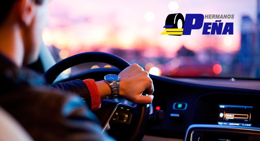 Consejos para conducir en un viaje largo