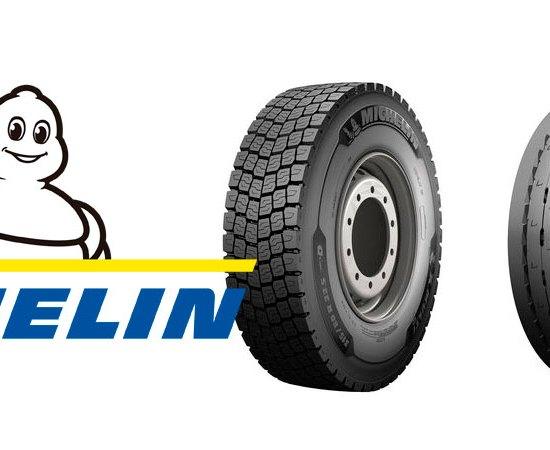 Neumáticos Michelin para camiones