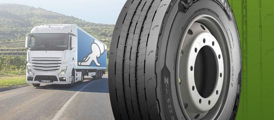 Nuevos neumáticos Michelin para vehículos industriales