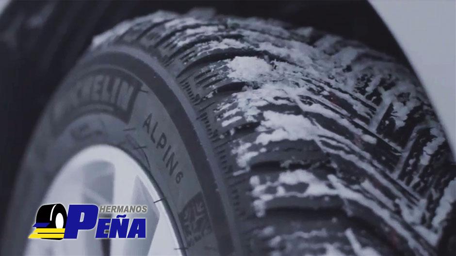 Neumáticos de invierno Michelin