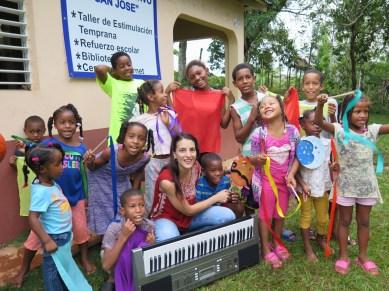 Grupo de música Escuelita San José