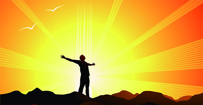 D-vitamin vår tids solgud och nyckeln till kroppens försvar