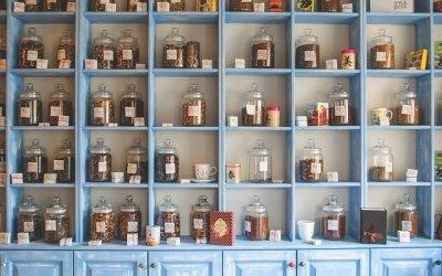 Örter och kryddor som medicin