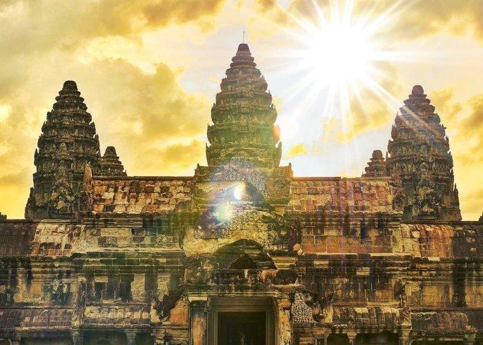 Kambodža, Ceļojums uz Taizemi, Тур в Таиланд