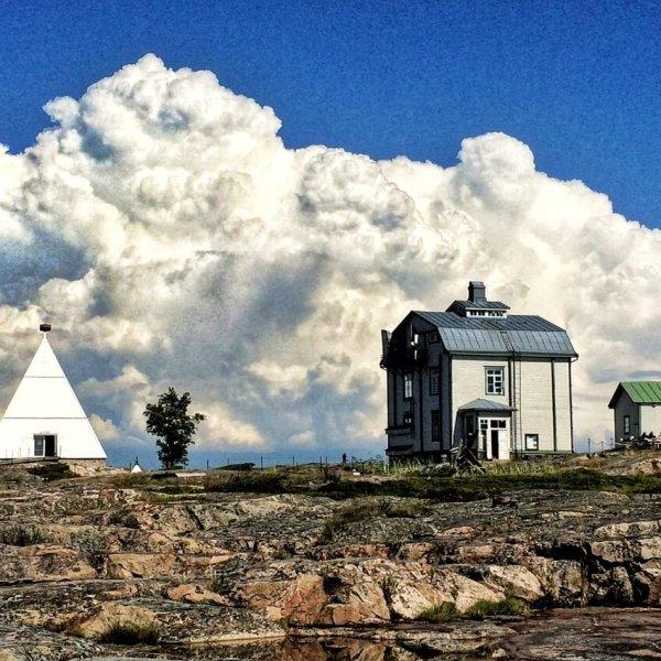 Ālandy Salas, Somija