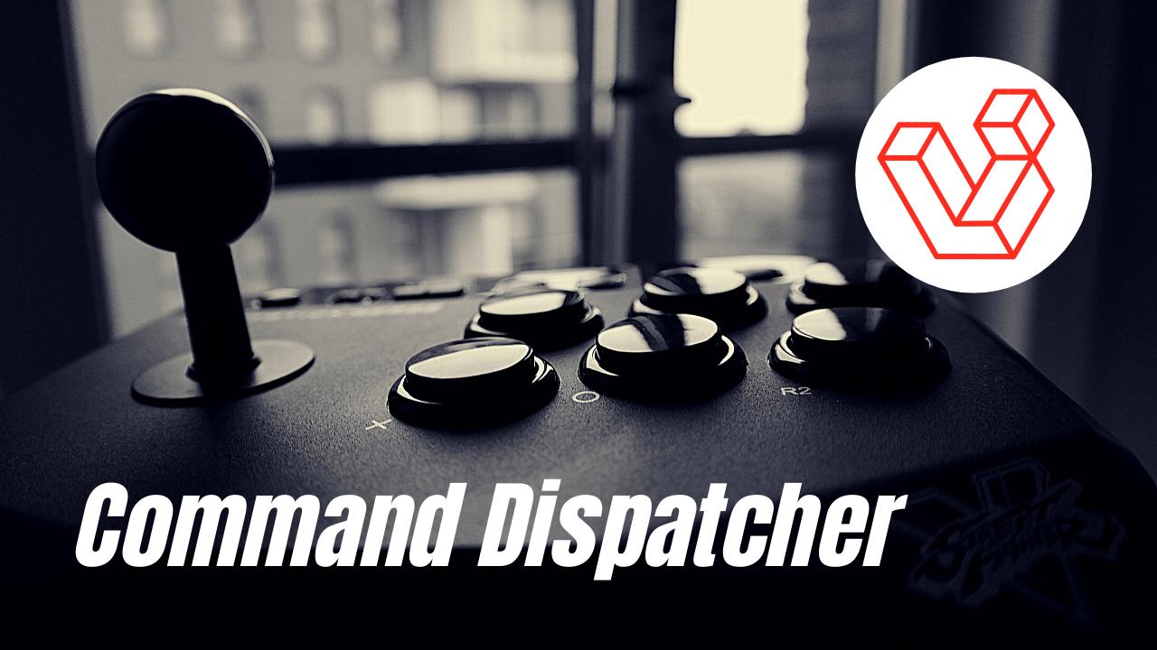 portada command dispatcher