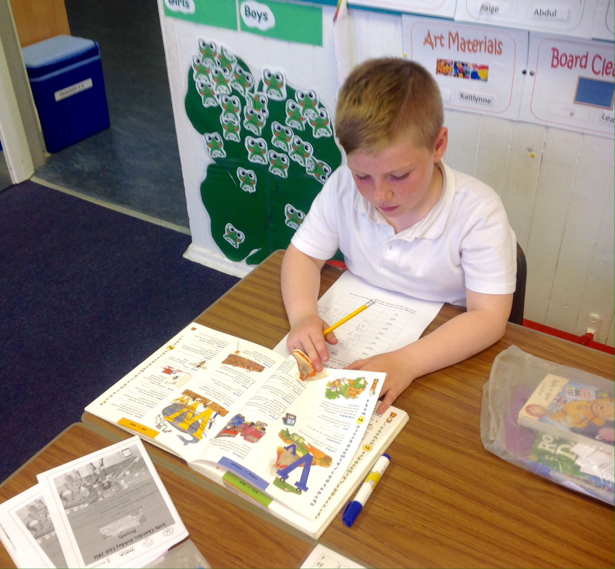 P3a Learning Log 29th May To 2nd June Hermitage Park Primary