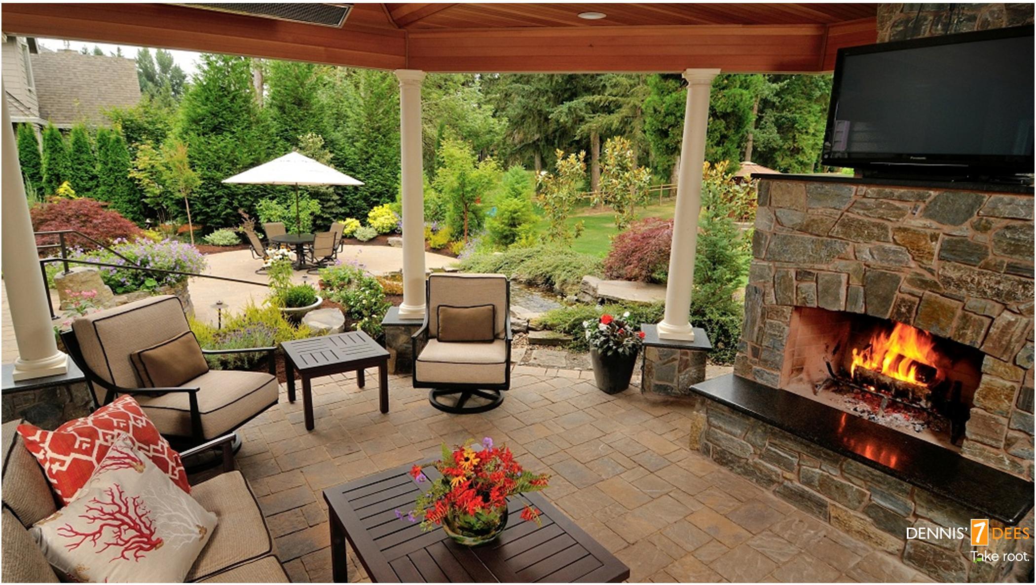 Hermit Haus Redevelopment on Outdoor Kitchen Living Spaces id=30721