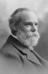 Professor Robert H. Thurston, first Director of Sibley School of Mechanical Engineering at Cornell, 1886-1903