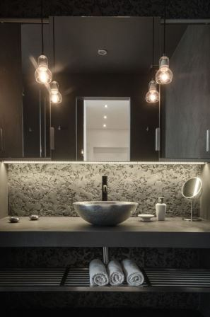Lo ultimo en baños modernos
