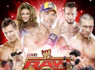 Lucha Libre de la WWE RAW en Hermosillo, Sonora