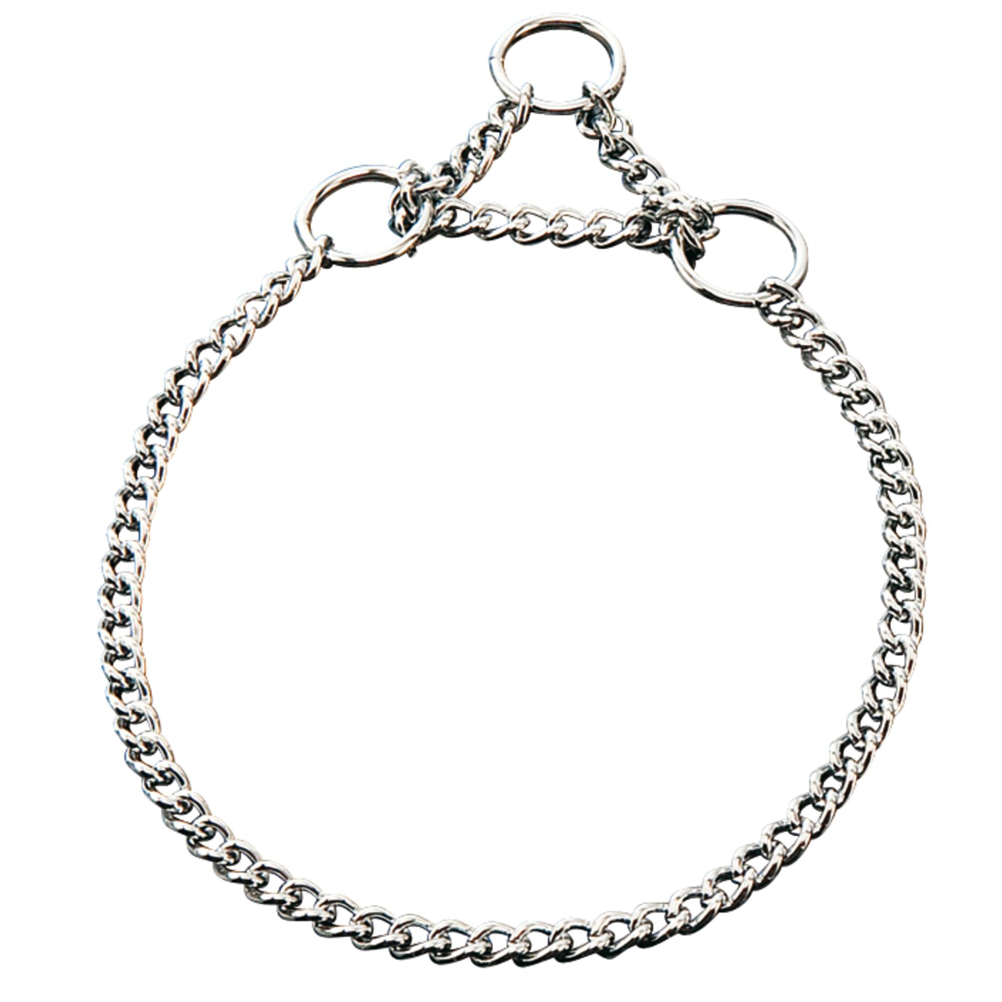Collar With Limited Traction Steel Chrome Plated 1 5 Mm