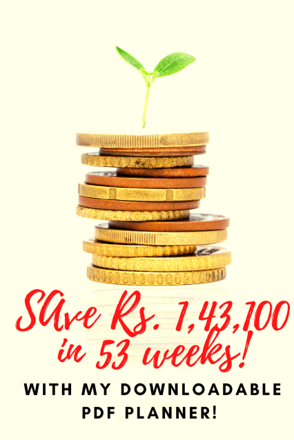 53 week savings challenge pdf